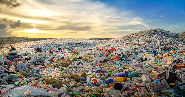 Plastic pollution poses an existential threat to  global ecosystems.