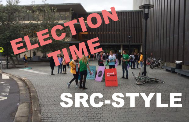 Nominations for this year's SRC elections closed at 4.30 pm today.