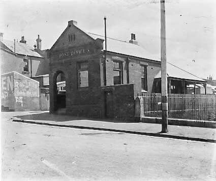Darlington Post Office in 1904