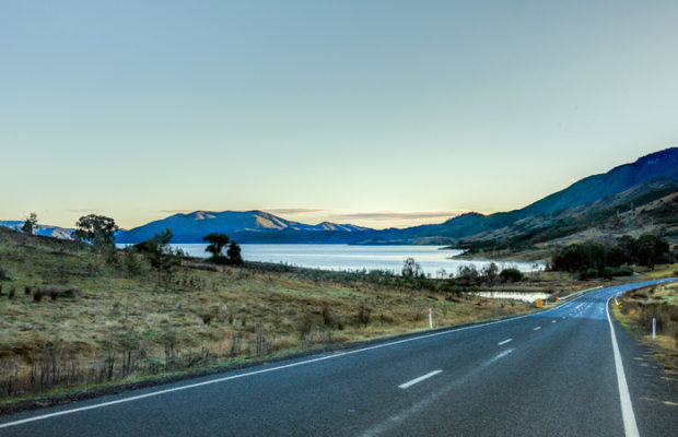The Snowy Mountains Highway