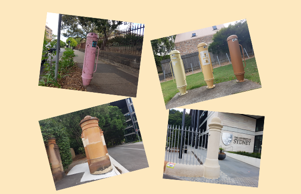 Poles of USyd in various locations