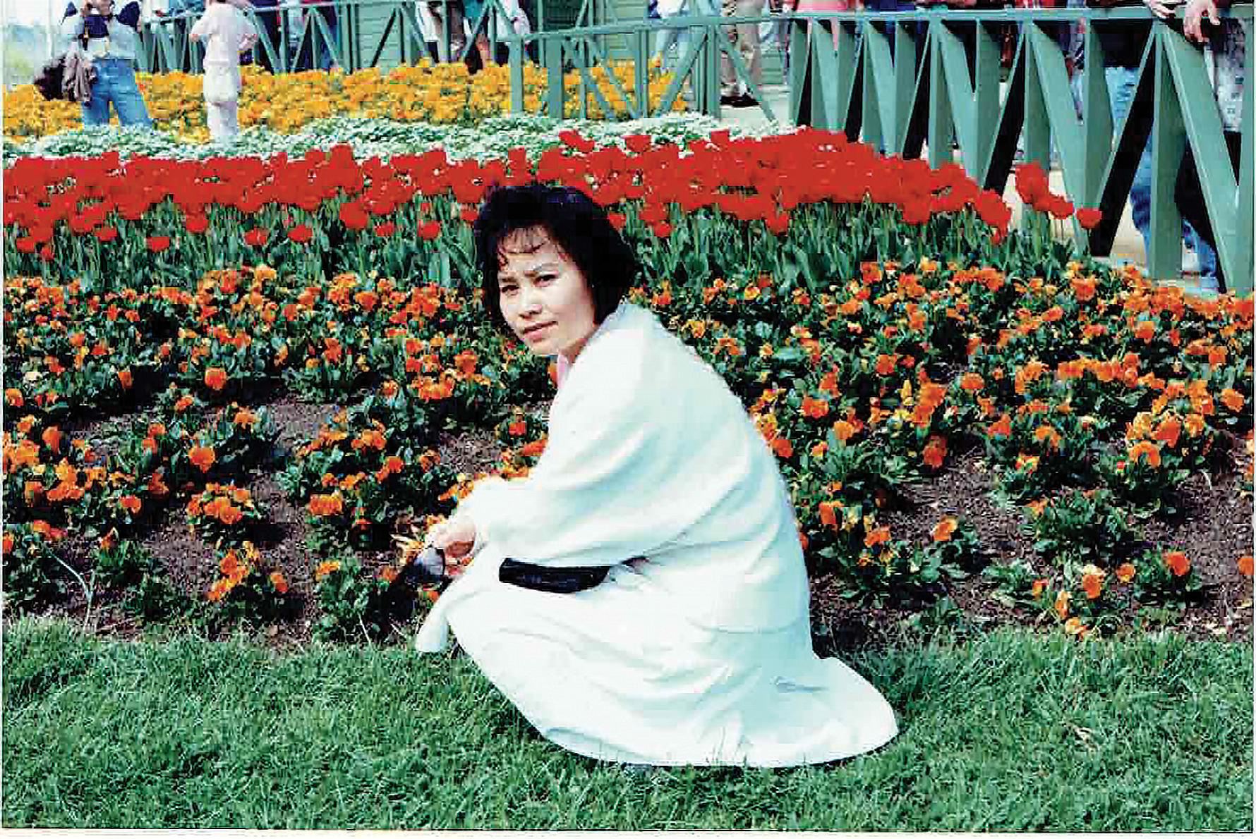 Annie Zhang's mum (1)