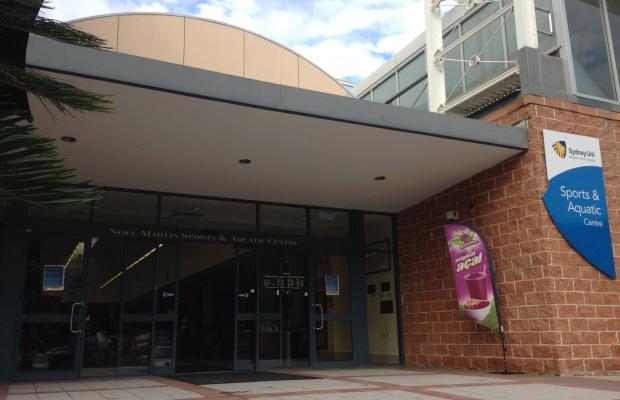 photo of sydney uni sports and aquatic centre