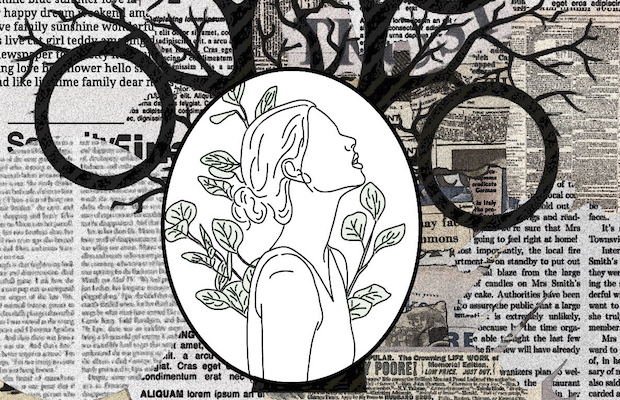 Genealogy art