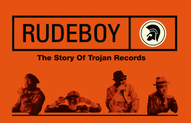The poster for the Rudeboy film