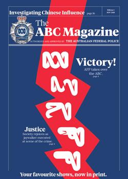 ABC Magazine, Edition 1, November 2019