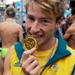 Matthew Mitcham is in the 2012 Australian Diving Team. Photo by Lance Richardson.