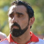 "Adam Goodes says he was ""gutted"" and couldn't celebrate the Sydney Swans' win because of a 13 year old girls racist comment"