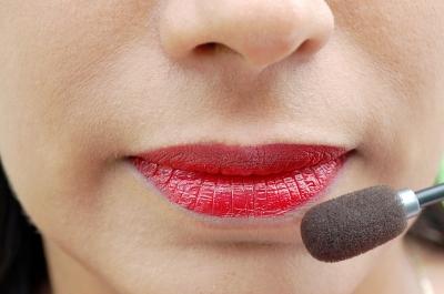Telemarketer lips