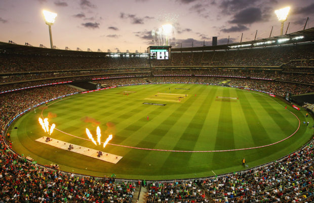 Big Bash League Crowd