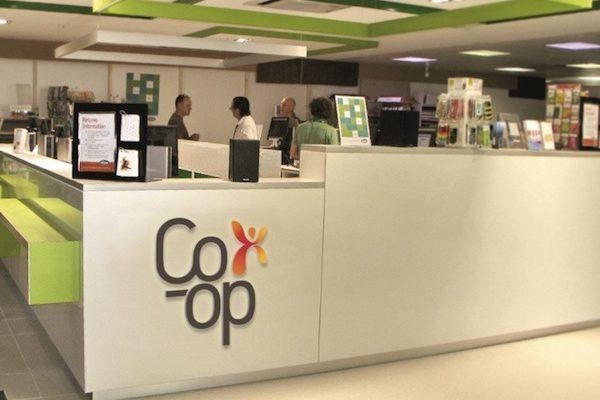 Co-op bookstore