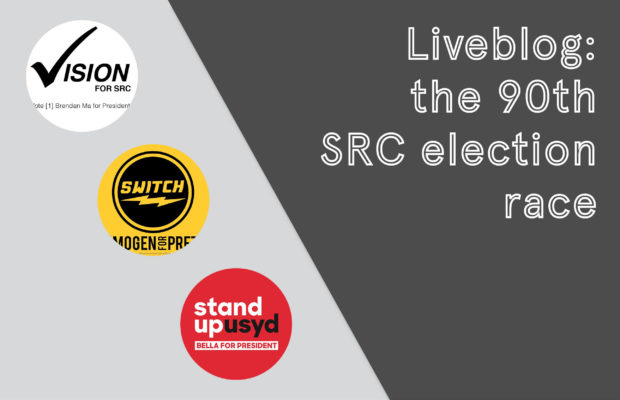 The SRC elections are on for 2017.