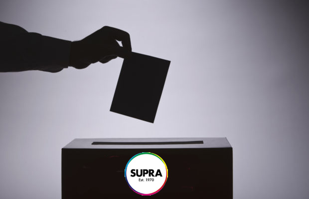 SUPRA held its annual elections on 26 and 27 April.