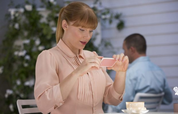 Image: Bryce Dallas Howard as Lacie in 'Black Mirror'