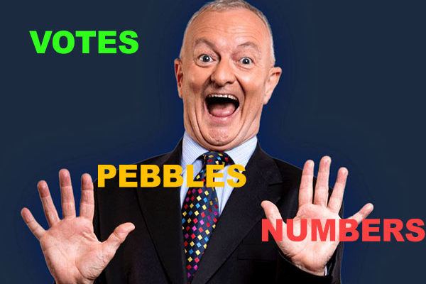 Everyone's favourite electoral analyst, Antony Green of the ABC.
