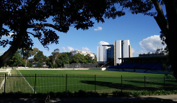 USyd's oval 2