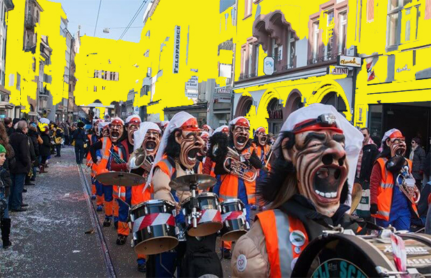 Basel carnival photo