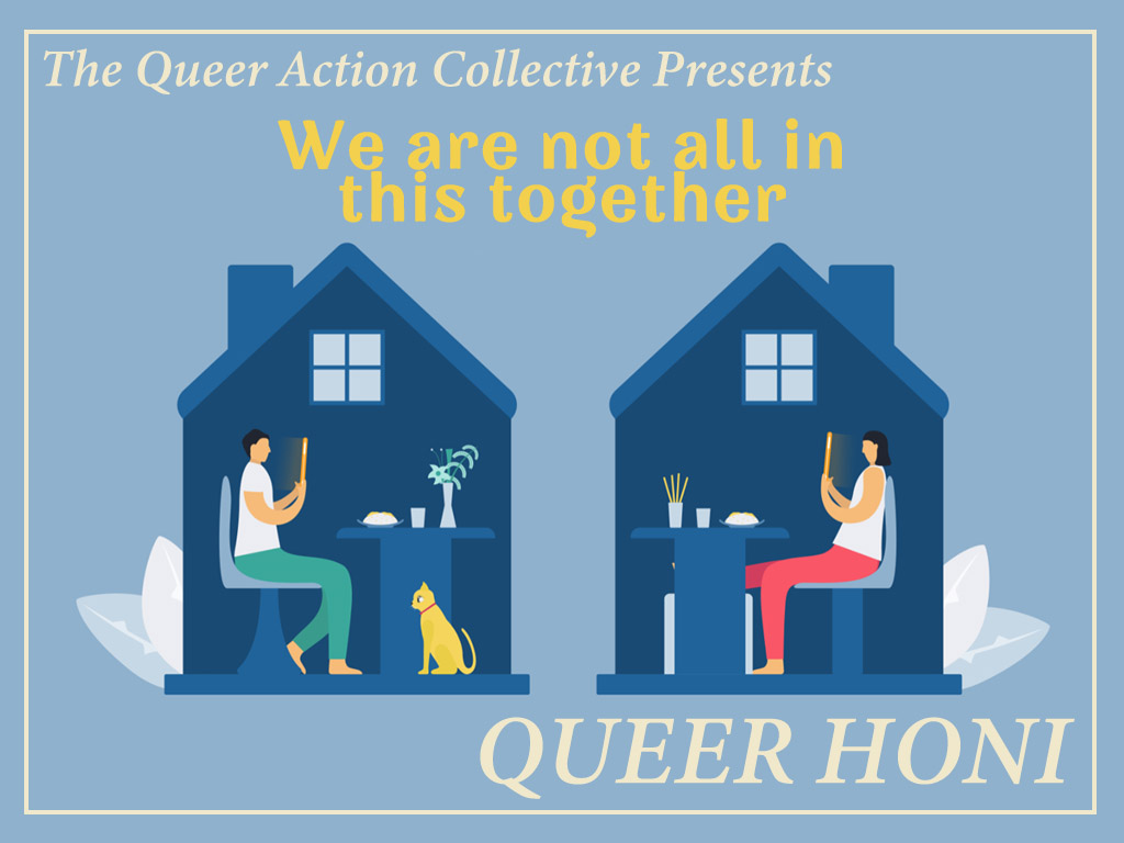 We Are Not All in This Together - Honi Soit